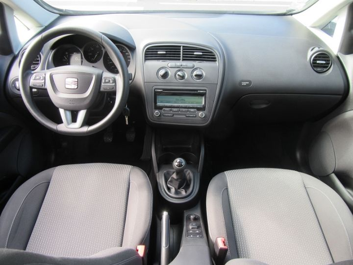 Seat ALTEA XL 1.6 TDI90 FAP REFERENCE Noir Occasion - 12