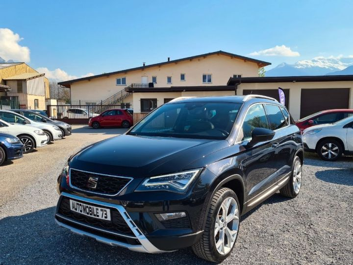 Seat Ateca 2.0 tdi 150 xcellence 4drive 06/2017 TOIT OUVRANT PANORAMIQUE CUIR LED CAMERA 360°  - 1