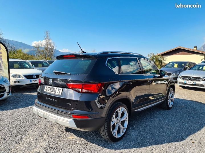 Seat Ateca 2.0 tdi 150 xcellence 4drive 06/2017 TOIT OUVRANT PANORAMIQUE CUIR LED CAMERA 360°  - 2