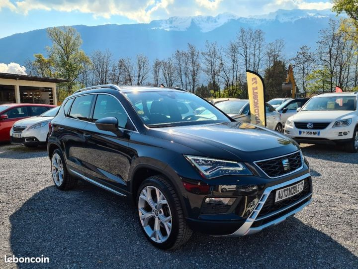 Seat Ateca 2.0 tdi 150 xcellence 4drive 06/2017 TOIT OUVRANT PANORAMIQUE CUIR LED CAMERA 360°  - 3