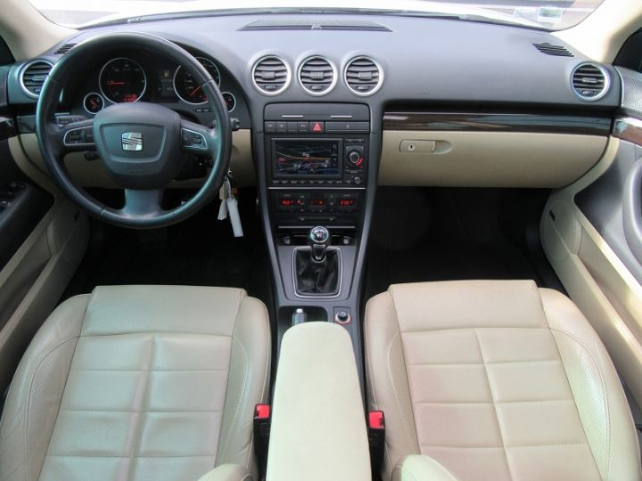 Seat EXEO 2.0 TDI120 CR FAP SEDUCE BLANC Occasion - 18