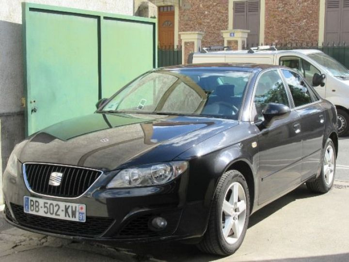 Seat EXEO 2.0 TDI120 CR FAP STYLE NOIR Occasion - 1