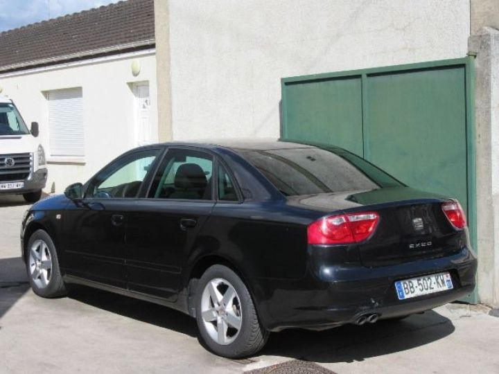 Seat EXEO 2.0 TDI120 CR FAP STYLE NOIR Occasion - 3