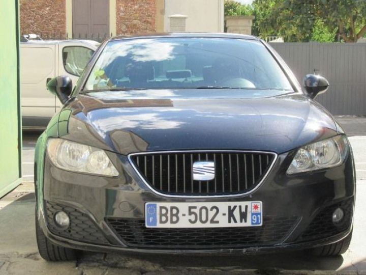 Seat EXEO 2.0 TDI120 CR FAP STYLE NOIR Occasion - 6