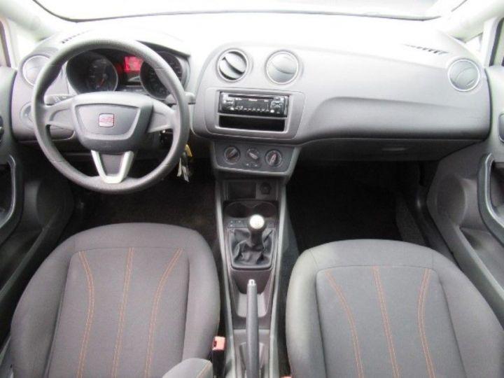 Seat IBIZA 1.2 TDI75 FAP CR PREFERENCE Blanc - 12