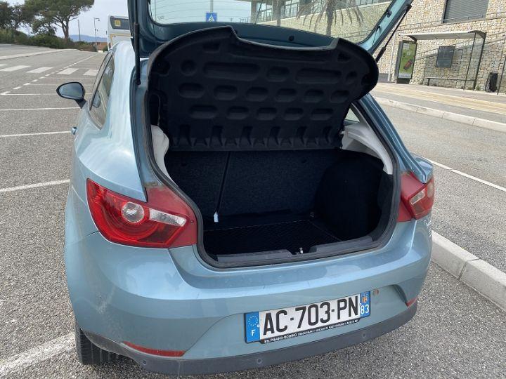 Seat IBIZA 1.4 16V REFERENCE 5P Bleu C - 4