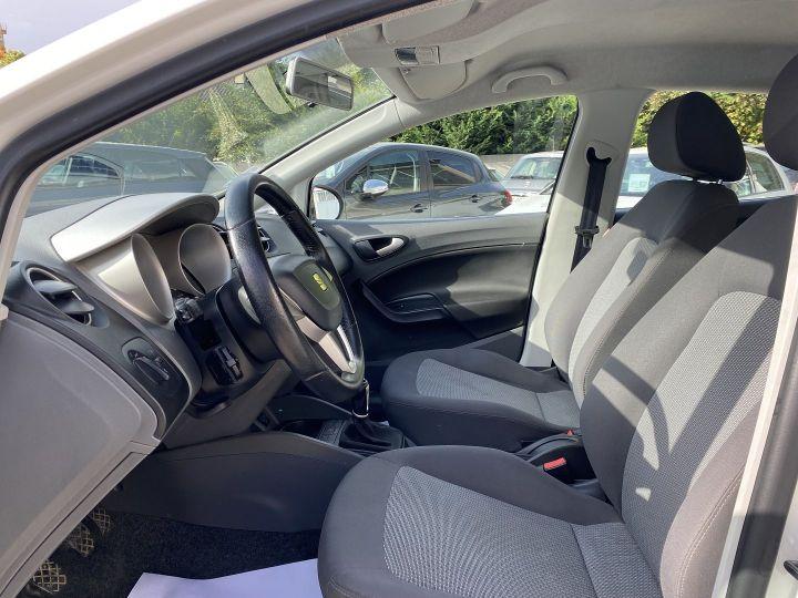 Seat IBIZA 1.6 TDI105 FAP STYLE 5P Blanc - 7