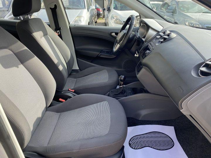Seat IBIZA 1.6 TDI105 FAP STYLE 5P Blanc - 9