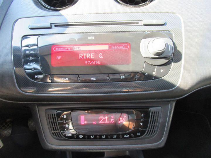 Seat IBIZA 2.0 TDI 143CH FR Gris C - 19