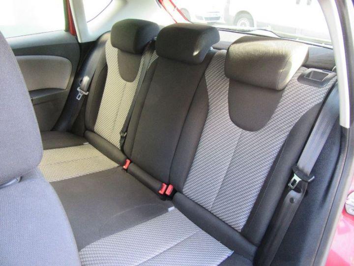 Seat LEON 1.9 TDI105 FAP STYLANCE ECOMOTIVE ROUGE Occasion - 7