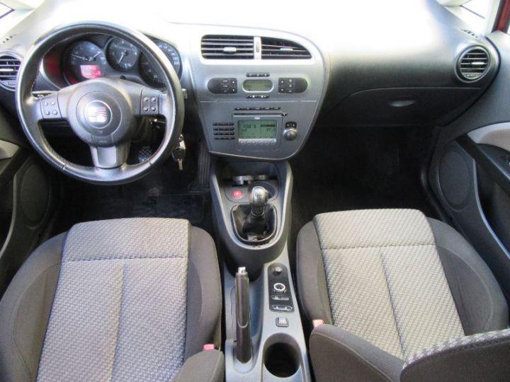 Seat LEON 1.9 TDI105 FAP STYLANCE ECOMOTIVE ROUGE Occasion - 8