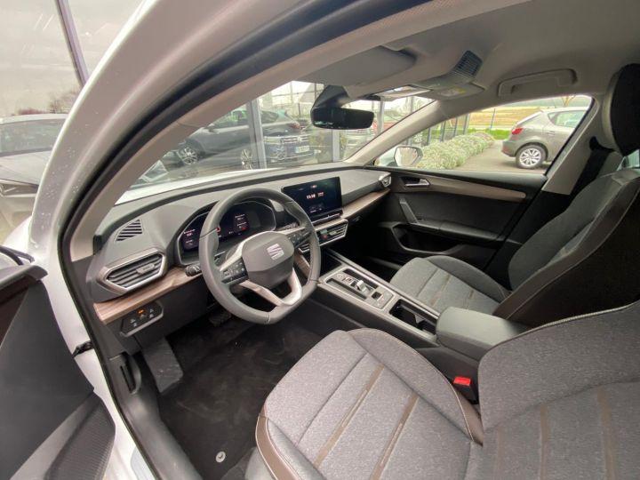 Seat Leon 2.0 TDI 150CH DSG7 XCELLENCE Blanc - 18