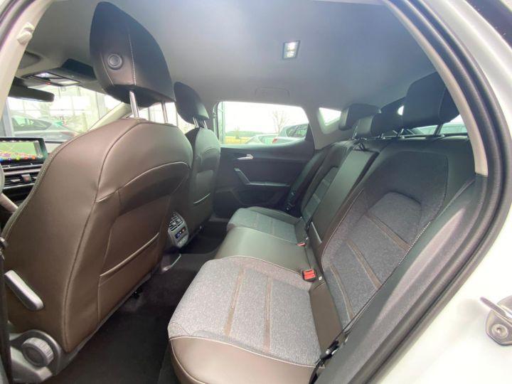 Seat Leon 2.0 TDI 150CH DSG7 XCELLENCE Blanc - 30
