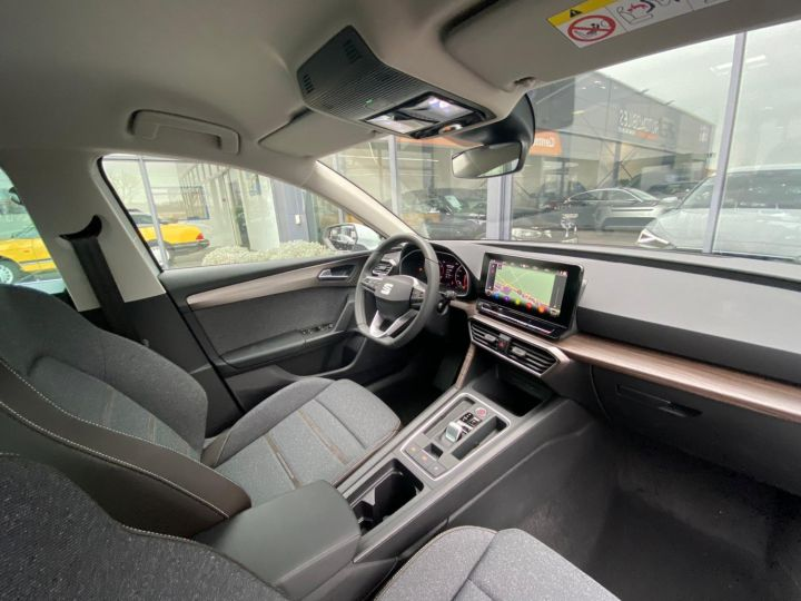 Seat Leon 2.0 TDI 150CH DSG7 XCELLENCE Blanc - 33
