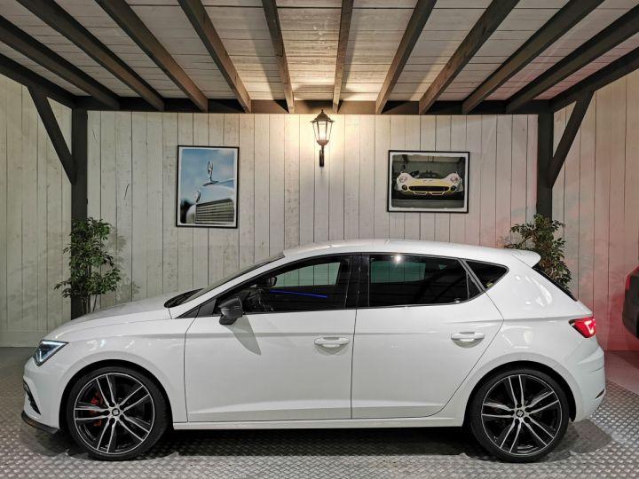 Seat Leon 2.0 TSI 300 CV CUPRA DSG Blanc - 1