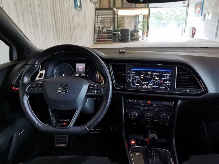 Seat Leon 2.0 TSI 300 CV CUPRA DSG Blanc - 6