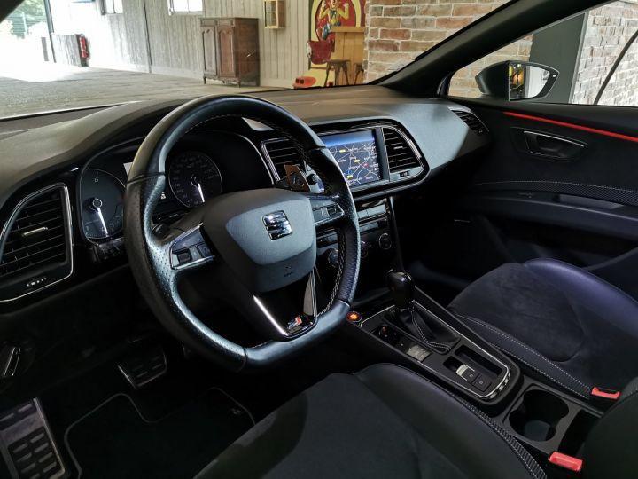Seat Leon 2.0 TSI 300 CV CUPRA DSG Blanc - 5