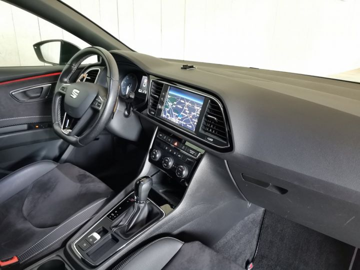 Seat Leon 2.0 TSI 300 CV CUPRA DSG Blanc - 7