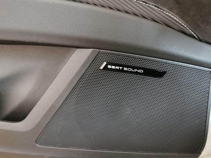 Seat Leon 2.0 TSI 300 CV CUPRA DSG Blanc - 9
