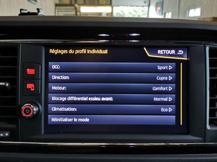 Seat Leon 2.0 TSI 300 CV CUPRA DSG Blanc - 14