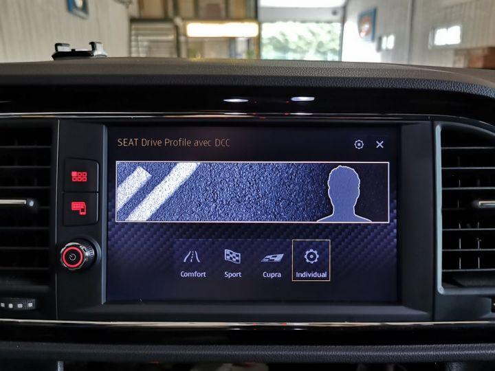 Seat Leon 2.0 TSI 300 CV CUPRA DSG Blanc - 13