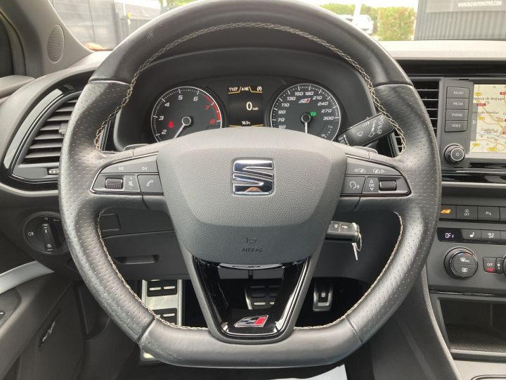 Seat Leon CUPRA 2.0 TSI 290 DSG6  MIDNIGHT BLACK METALLIC  - 17