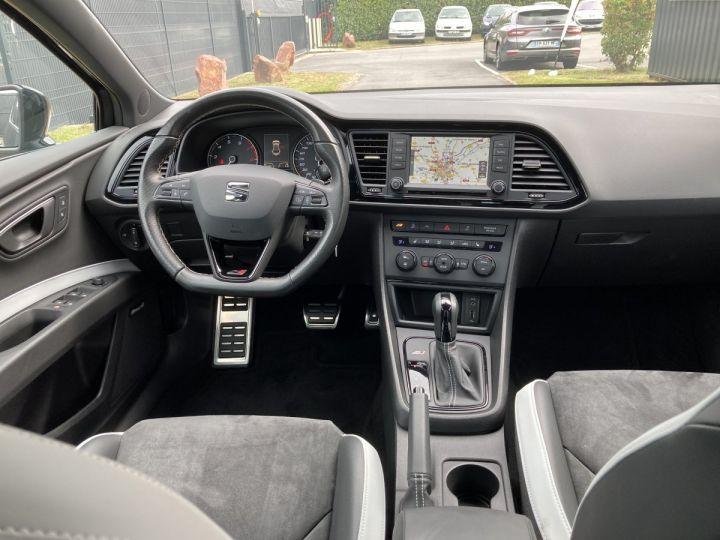 Seat Leon CUPRA 2.0 TSI 290 DSG6  MIDNIGHT BLACK METALLIC  - 19