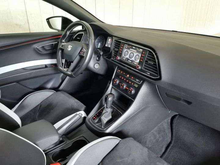 Seat Leon SC 2.0 TSI 290 CV CUPRA DSG Blanc - 6