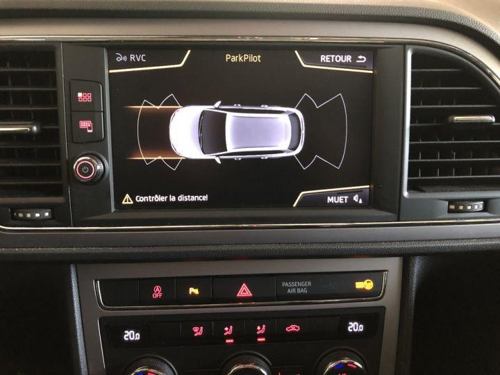 Seat LEON ST 2.0 TDI 150 CV XCELLENCE DSG Blanc - 15