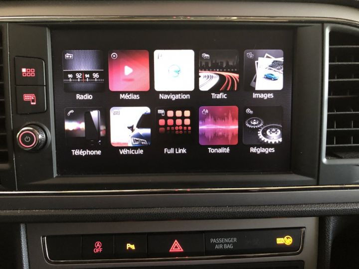 Seat LEON ST 2.0 TDI 150 CV XCELLENCE DSG Blanc - 16