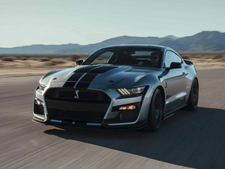 Shelby GT 500 Mustang Shelby GT500 Plusieurs Coloris Disponible - 1