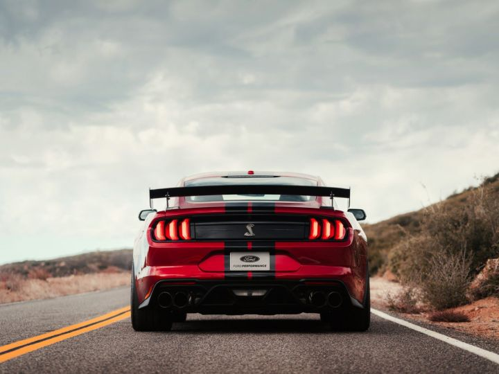 Shelby GT 500 Mustang Shelby GT500 Plusieurs Coloris Disponible - 5