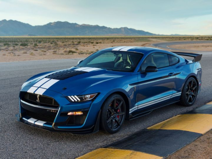 Shelby GT 500 Mustang Shelby GT500 Plusieurs Coloris Disponible - 6