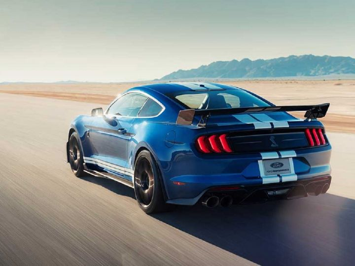 Shelby GT 500 Mustang Shelby GT500 Plusieurs Coloris Disponible - 2