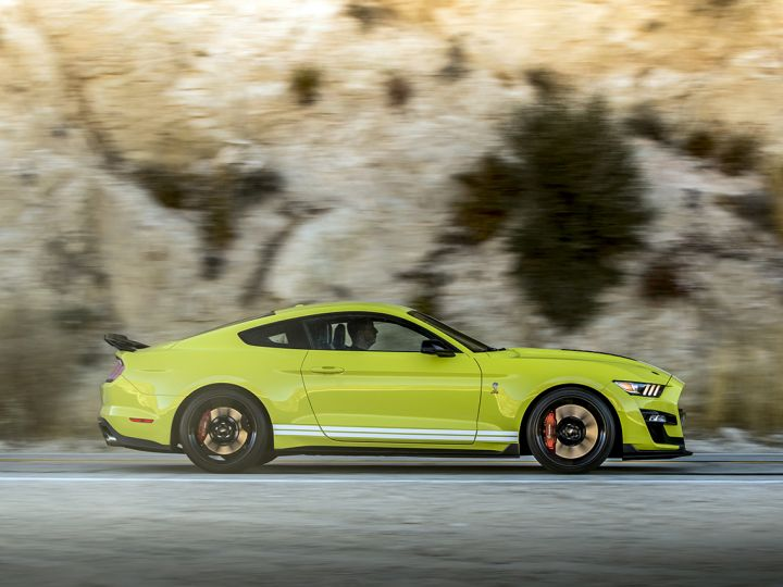 Shelby GT 500 Mustang Shelby GT500 Plusieurs Coloris Disponible - 4