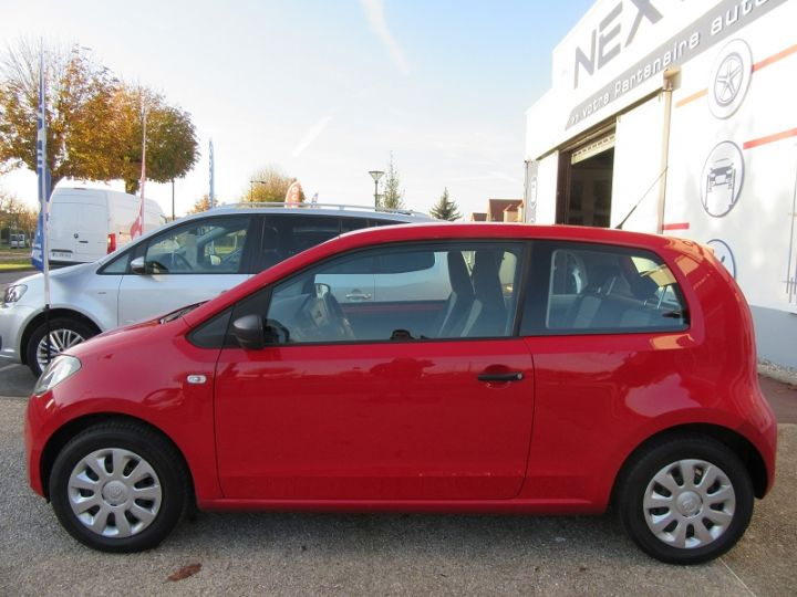 Skoda CITIGO 1.0 MPI 60CH ACTIVE 5P Rouge Occasion - 5