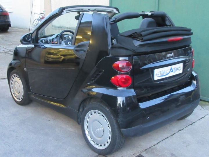 Smart Fortwo CDI 45CH NEUTROCLIMAT SOFTOUCH NOIR Occasion - 3