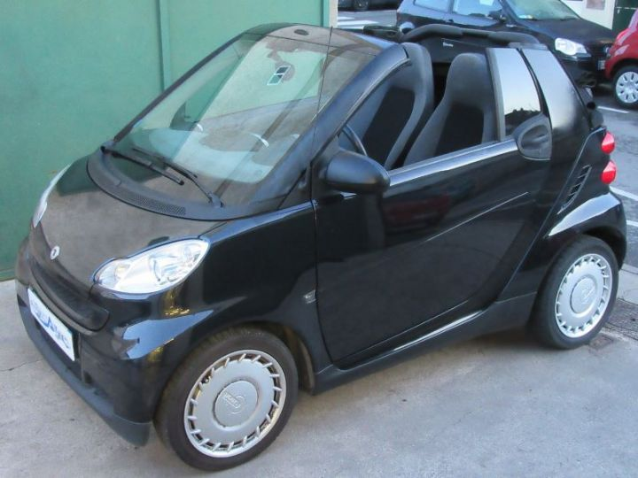 Smart Fortwo CDI 45CH NEUTROCLIMAT SOFTOUCH NOIR Occasion - 5