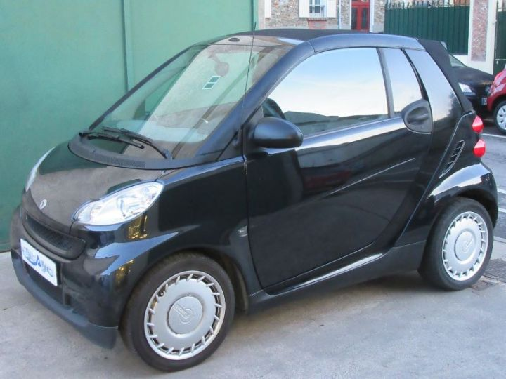 Smart Fortwo CDI 45CH NEUTROCLIMAT SOFTOUCH NOIR Occasion - 6