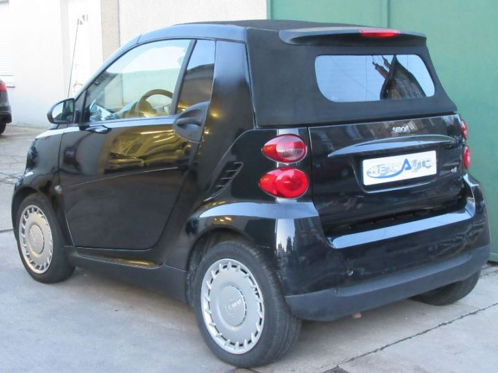 Smart Fortwo CDI 45CH NEUTROCLIMAT SOFTOUCH NOIR Occasion - 7