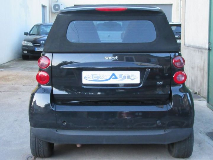 Smart Fortwo CDI 45CH NEUTROCLIMAT SOFTOUCH NOIR Occasion - 13