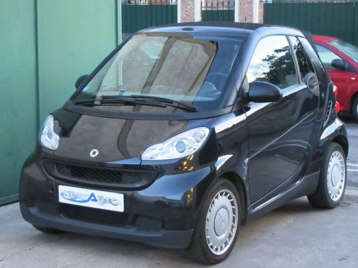 Smart Fortwo CDI 45CH NEUTROCLIMAT SOFTOUCH NOIR Occasion - 14