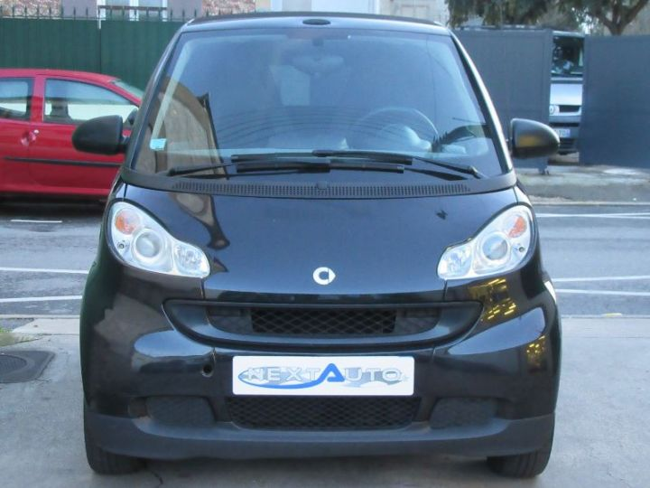 Smart Fortwo CDI 45CH NEUTROCLIMAT SOFTOUCH NOIR Occasion - 15