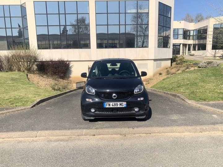 Smart Fortwo Prime  Noir  Occasion - 2