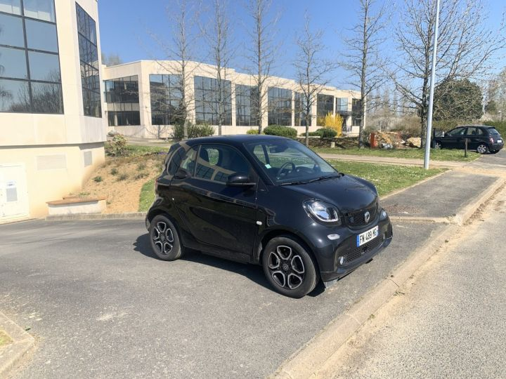 Smart Fortwo Prime  Noir  Occasion - 1
