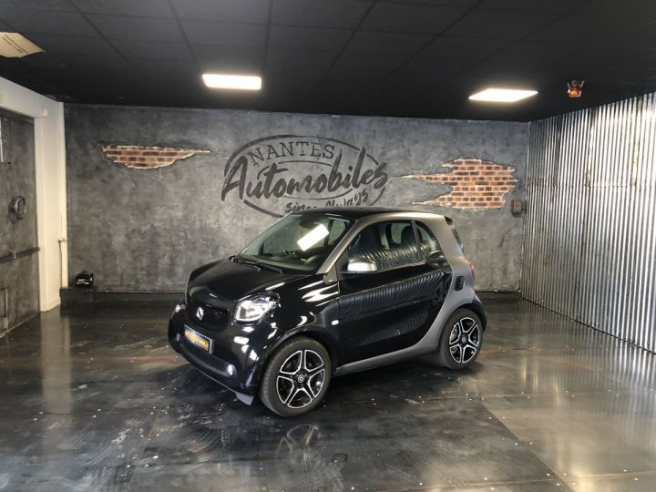 Smart Fortwo SMART FORTWO III COUPE 90 CH PRIME TWINAMIC  NOIR  - 1