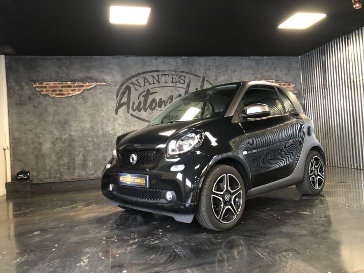 Smart Fortwo SMART FORTWO III COUPE 90 CH PRIME TWINAMIC  NOIR  - 2