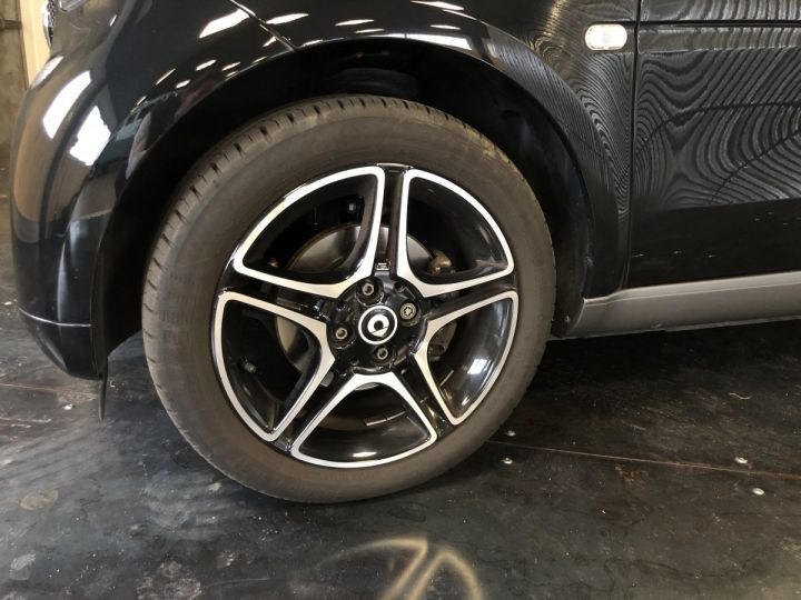 Smart Fortwo SMART FORTWO III COUPE 90 CH PRIME TWINAMIC  NOIR  - 3