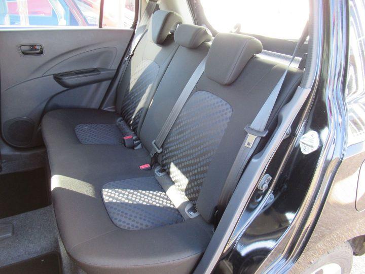 Suzuki CELERIO 1.0 PACK AUTO (AGS) Noir - 8