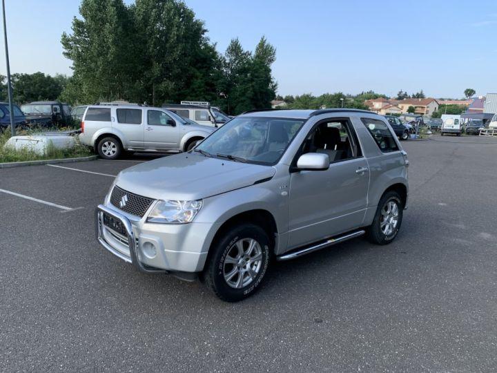 Suzuki GRAND VITARA 1.9 L DDIs Luxe Gris clair - 5